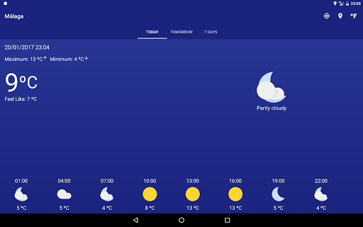 Meteo 2.0.8 screenshots 6