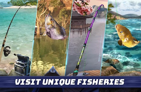 Fishing Clash: Catching Fish Game Apk + Mod (Always Combo) Android 2