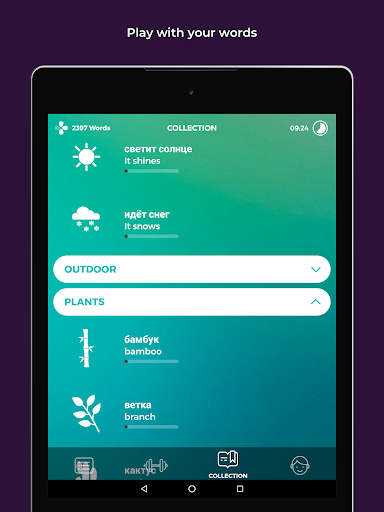 Screenshot for Drops: Language learning - learn 35 languages! in Hong Kong Play Store