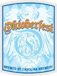 Logo of Carolina Oktoberfest