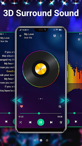 Music Player Pro 3.2.0 screenshots 3