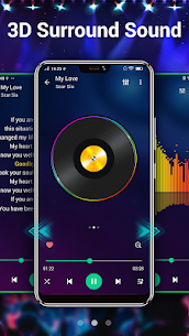 Music Player Pro 3.2.0 Mod APK (Unlock All) 3