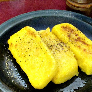 Homemade Polenta