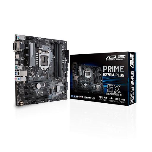 Bo mạch chính/ Mainboard Asus Prime H370M-Plus
