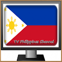TV Philippines Channel Info icon