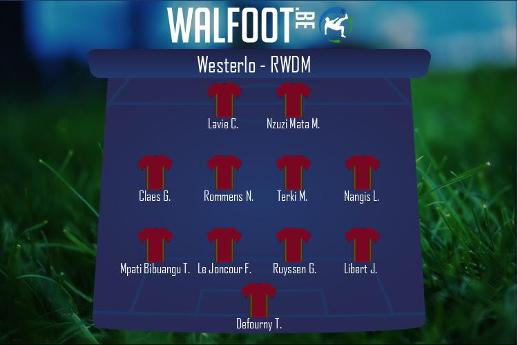 RWDM (Westerlo - RWDM)