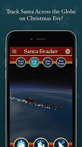 Santa video call free north pole command center™ apk download.