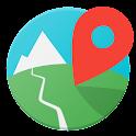 E-walk - Offline maps icon