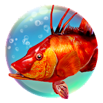 Spearfishing Diver: Let's Fish Icon
