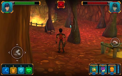 Slugterra: Dark Waters screenshot 15