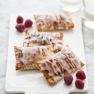 Frosted Berry Hand Pies