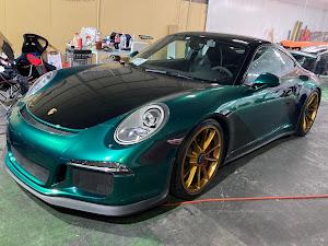 911 GT3のカスタム事例画像 メシ<車さんの2021年03月01日22:42の投稿
