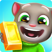 Tải Bản Hack Game Talking Tom: Running for Gold [Mod: a lot of money] Full Miễn Phí Cho Android