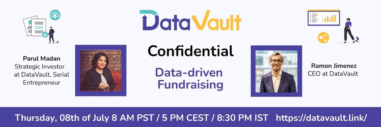 DataVault Confidential: Data-driven Fundraising