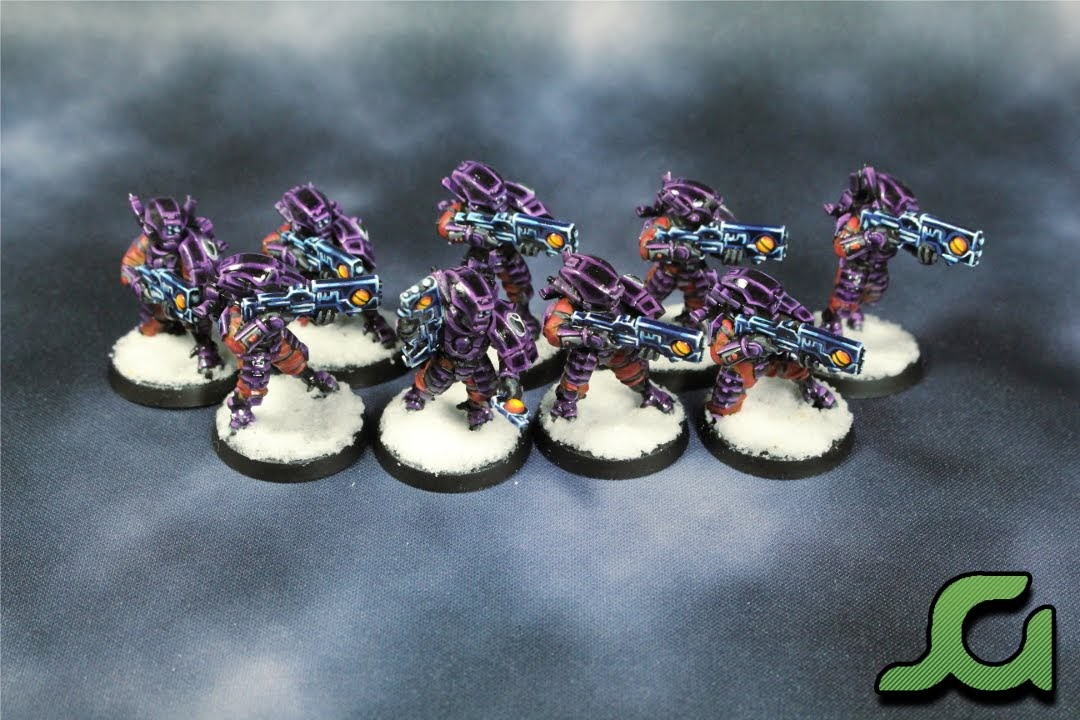 Fire Warriors Breachers Team