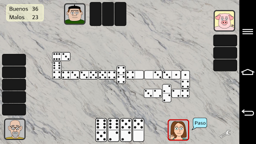 Partnership Dominoes 1.3.0 DreamHackers 5