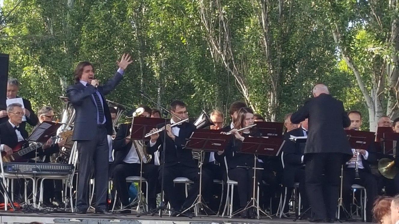 Михаил Морозов в Самаре