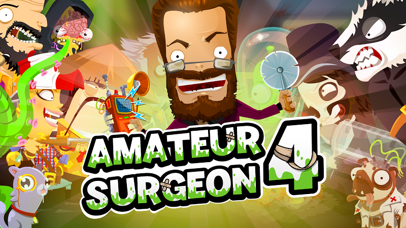 Amateur Surgeon 4 v1.4.1 [Mod]