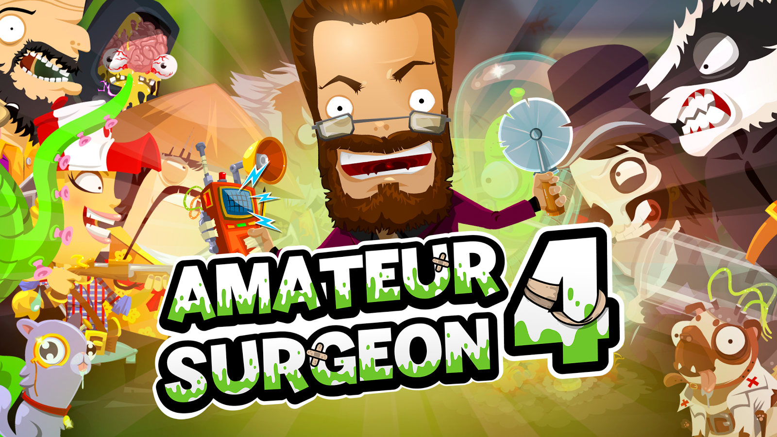 ‪Amateur Surgeon 4‬‏- لقطة شاشة