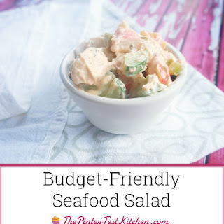 Budget-Friendly Seafood Salad