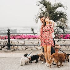 Fotógrafo de bodas Winny Sarmiento (Sogni). Foto del 19.11.2018