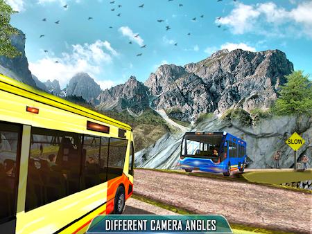 Hill Tourist Bus Driving 1.3.2 screenshot 676974
