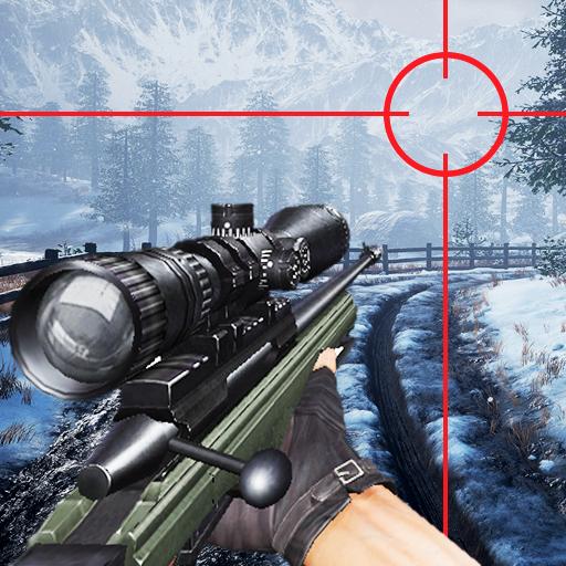 Sniper Commando Snow Mission (game)