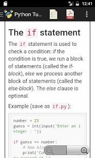 Python Tutorial (A byte of python) - náhled
