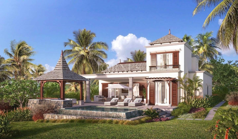 Villa avec jardin Bel Ombre