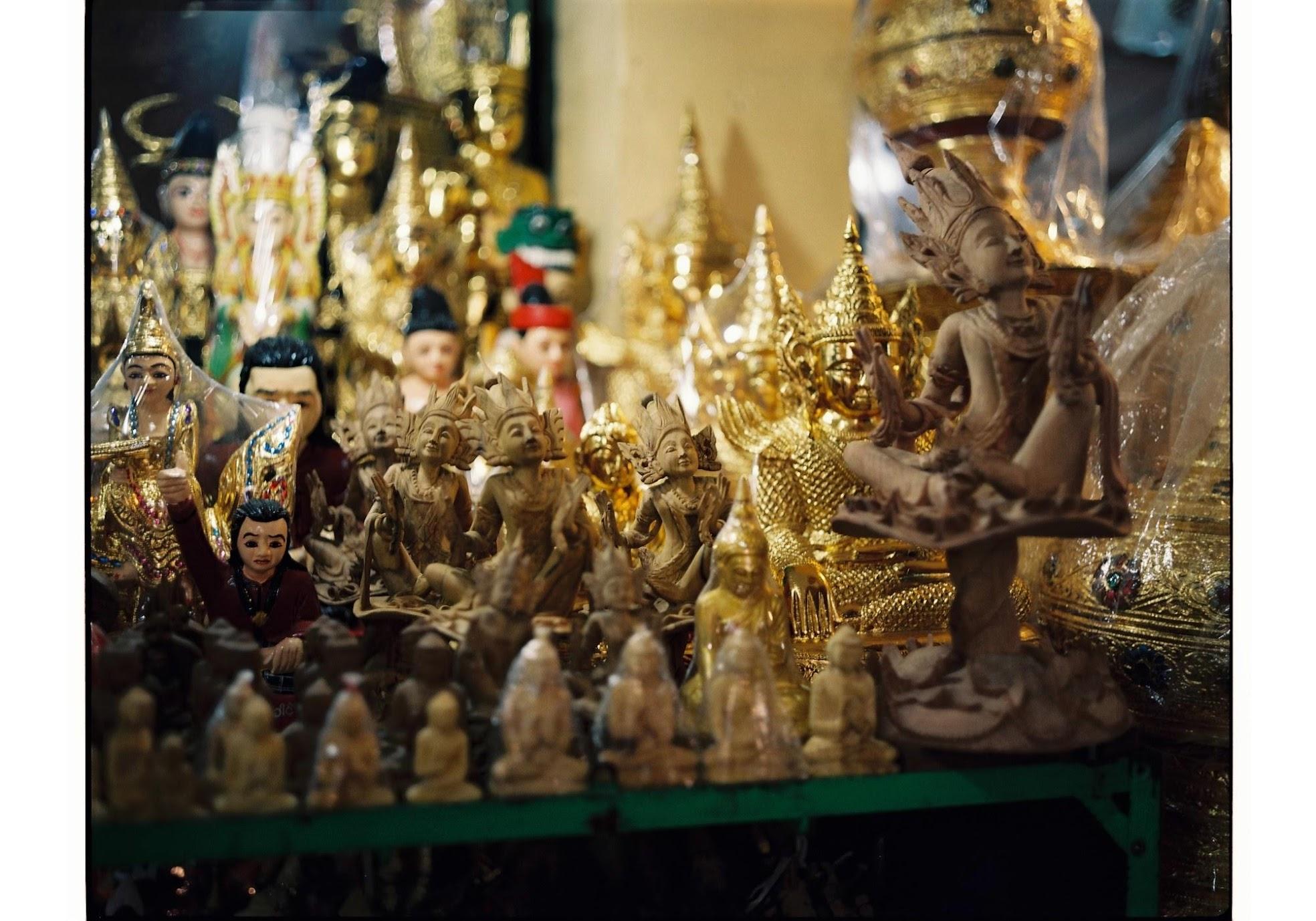 18일. 미얀마의 문화 예술