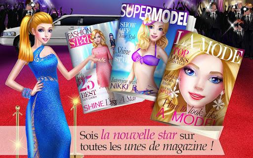 Mannequin Super Star  captures d'écran 2
