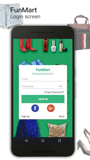 FunMart Shopping screenshot 4