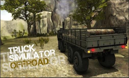 Truck Simulator : Offroad 4