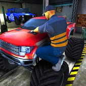 Truck Mechanic Simulator Game