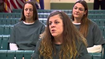 Theresa Visits Jail