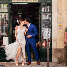 Wedding photographer Emanuele Siracusa (YourStorynPhotos). Photo of 01.11.2018