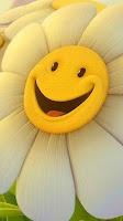 Screenshot of Smiley Live Wallpaper