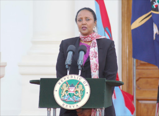 Amina cautions street racers against non sanctioned events