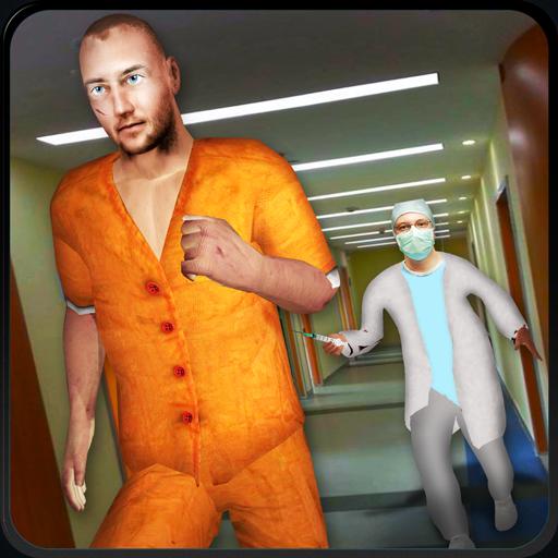 Mental Hospital Jailbreak Game