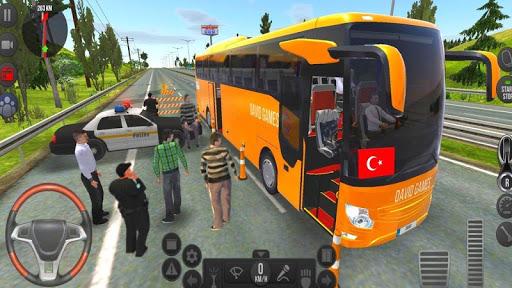 City Coach Bus 2: Uphill Tourist Driver Simulator 1.0 screenshots 3