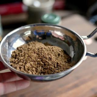 Homemade Garam Masala.