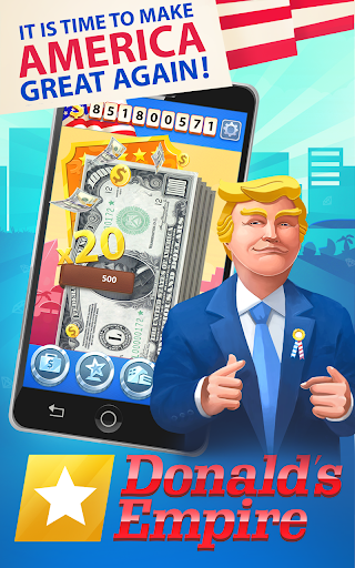 Donald's Empire Screenshot