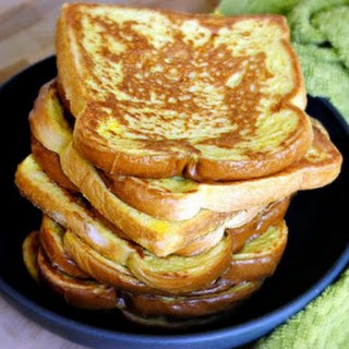Vanilla Cardamom French Toast