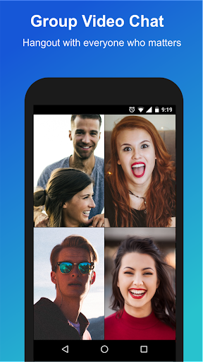 Livewire - Livestream and group video chat app screenshot 1