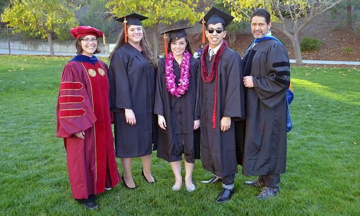 2013 Fall LAES Graduates