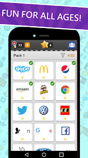Logo Game: Guess Brand Quiz for PC-Windows 7,8,10 and Mac apk screenshot 23
