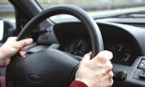 Mobile phone driving shocker