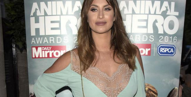 Ferne McCann to get art degree?