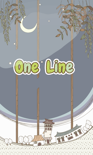 One Line Game - Follow Line