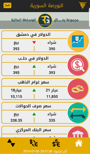 البورصة السورية download 2